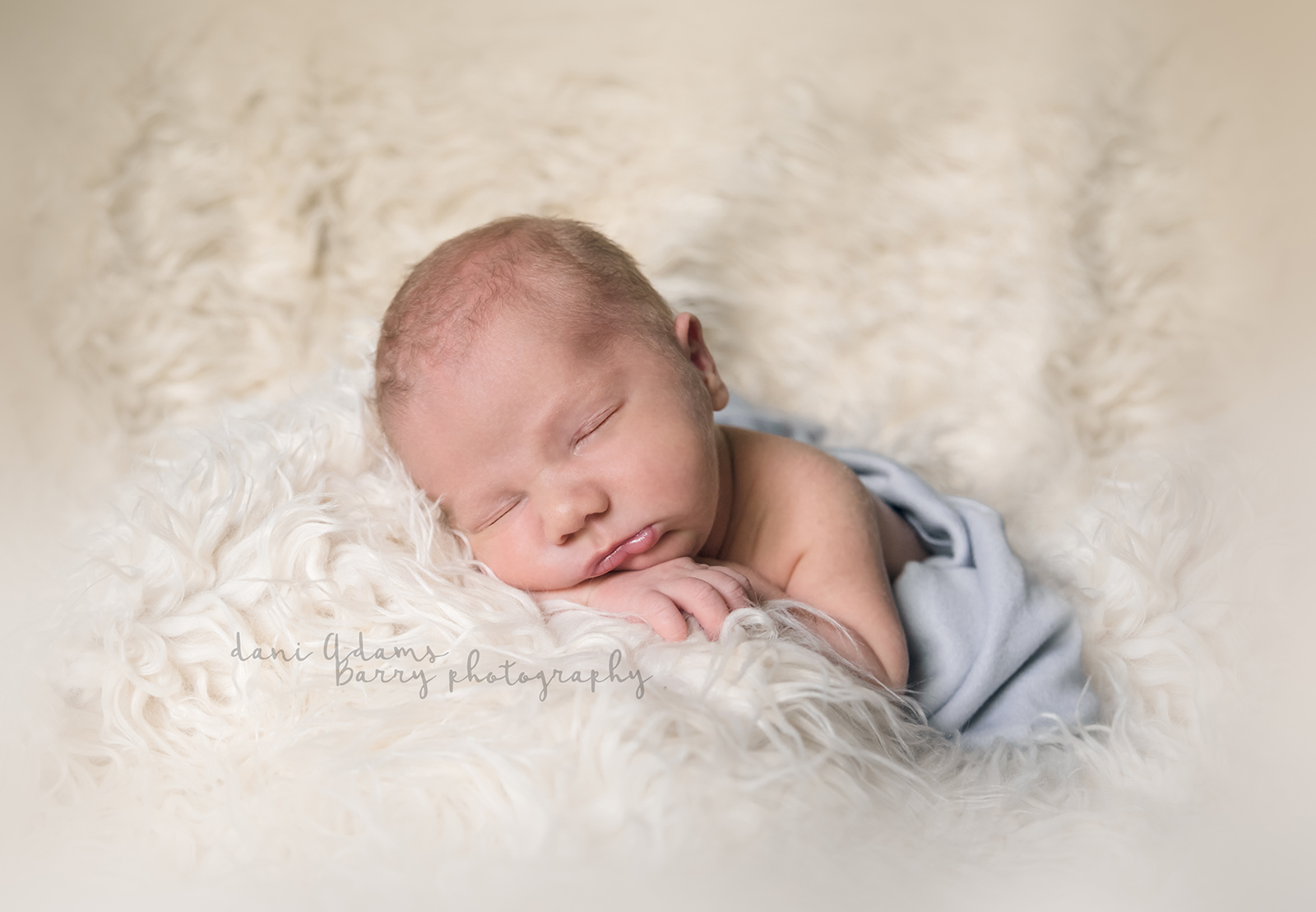 Newborn boy photography ideas